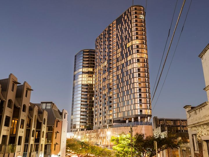 11907/237 Barry Parade, Fortitude Valley, QLD