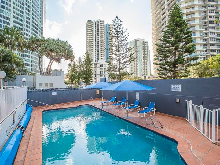 25-4 Clifford Street, Surfers Paradise, QLD