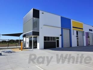 90sqm* BRAND NEW AFFORDABLE WORK STORE / WAREHOUSE / MAN CAVE - Wynnum