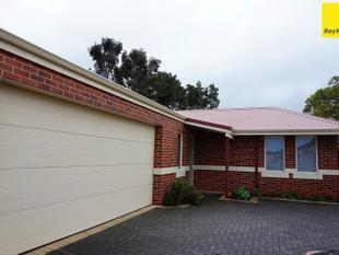 REAR VILLA AVAILABLE NOW - Gosnells