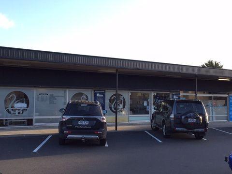Tauranga, Shops 12 and 13, Eleventh Avenue