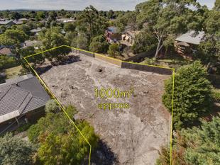 Your blank canvas for your new home or next development - Frankston