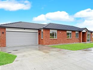 Brand New Home - 2 Ensuites, Corner Section - Papakura
