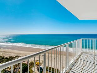 High Floor North-East Facing Beachfront Apartment In Beachpoint - Surfers Paradise