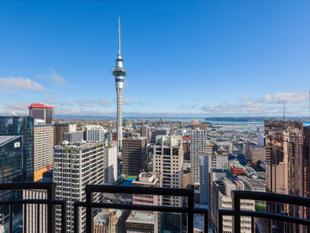 180 Degree Views Over Auckland - Auckland Central