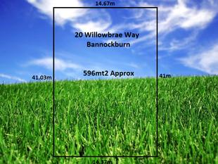 WILLOWBRAE ESTATE, THE PLACE TO BE - 596mt2 Approx - Bannockburn