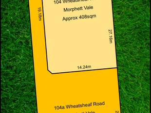 Land Now Available...It's All About The Location!.....Invest In Your Future....Today!! - Morphett Vale