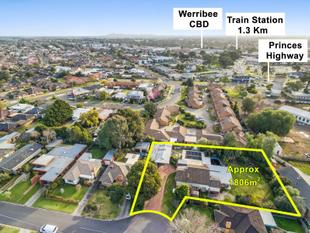 An Opportunity to Live or Develop this Parcel of Land Approx. 1806m2 (STCA) - Werribee