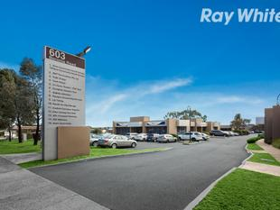 Immaculate Office Suite in a prominent complex near Knox Private Hospital offering 110m2* - Wantirna