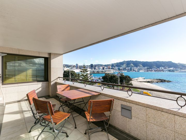 5/166 Oriental Parade, Oriental Bay, Wellington City