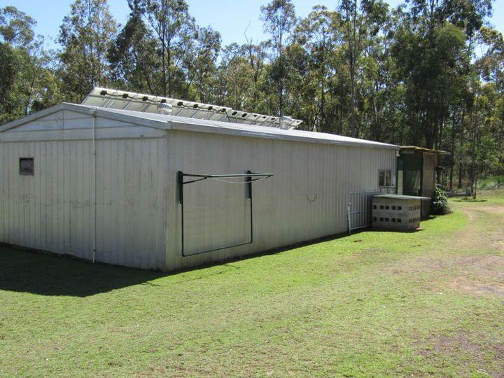345 Cossart Road, Rathdowney, QLD