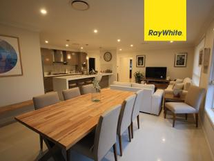 DISPLAY HOME LEVEL & ON A 540M2 BLOCK! - Gregory Hills