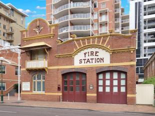 """THE OLD FIRE STATION Circia 1912"" 276m2 + 4 secure car spaces - Hurstville"