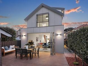 Architect-designed family haven on 229sqm w/ rear lane parking - Marrickville