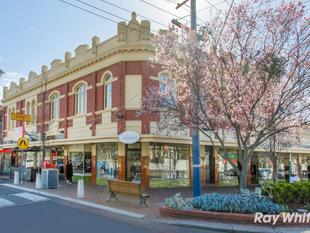 BOUTIQUE CORNER INVESTMENT  First time offered in 20 years - Armadale