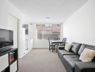 City-fringe pad with scope to add value - Glebe