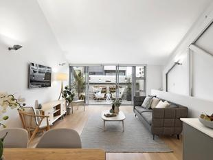 Manhattan-style warehouse conversion w/ secure parking - Camperdown