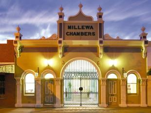 Freehold Millewa Chambers Building - Echuca