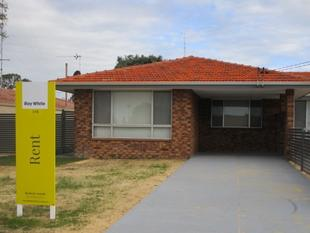 BEAUTIFULLY RENOVATED 2 BEDROOM DUPLEX HALF IN SOUTH BUNBURY! SMALL PETS CONSIDERED! - South Bunbury