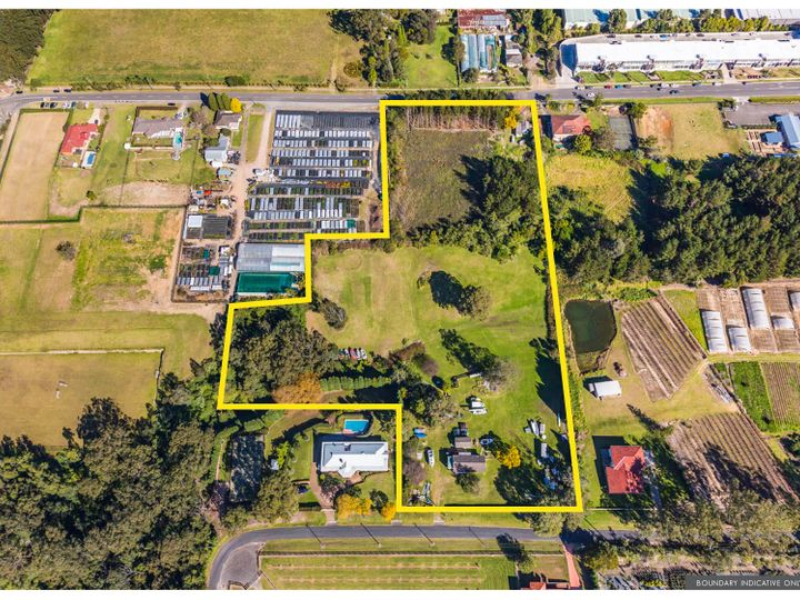 3 Quarry Road and 4 Vineys Road, Dural, NSW