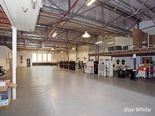Short term warehouse space in the heart of CBD - Melbourne