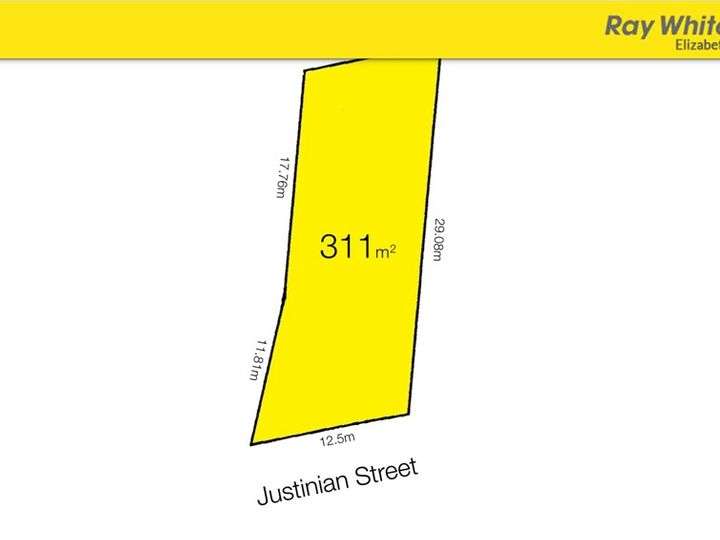 Lot 2 Justinian Street, Elizabeth Downs, SA
