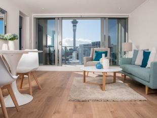 Penthouse - Stunning Sea Views, Rooftop Terrace - Auckland Central