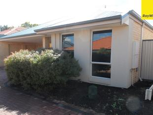 OPPORTUNITY KNOCKS - EASY LIVING AND MAINTENANCE AT A GOOD PRICE - Armadale