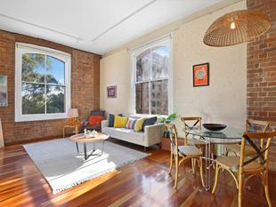 CITY FRINGE CHIC, RUSTIC WAREHOUSE REVIVAL - Pyrmont