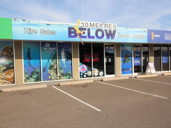 Shop 2  237 Charters Towers Road, Mysterton, QLD