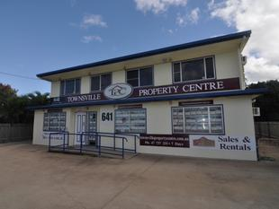 Ross River Road professional offices with parking - Kirwan