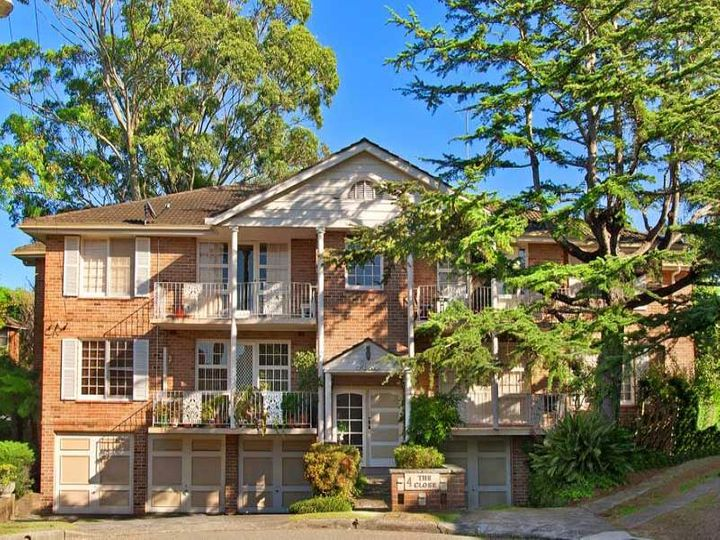 4/4 The Close, Hunters Hill, NSW