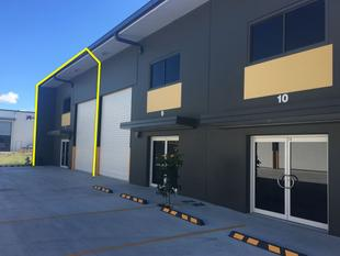 Brand New Industrial Unit With New 3 Year Lease - Brendale