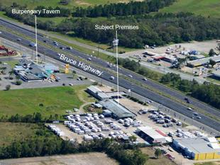 Exposure to Bruce Highway - Burpengary