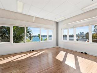 Waterfront Office Space with Harbour Views - Balmain