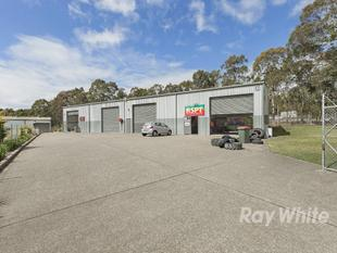 180SQM INDUSTRIAL SHED AVAILABLE WITH CURRENT TENANT - Rathmines