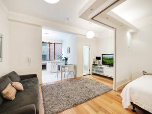 Unfurnished One Bedroom Apartment - Potts Point