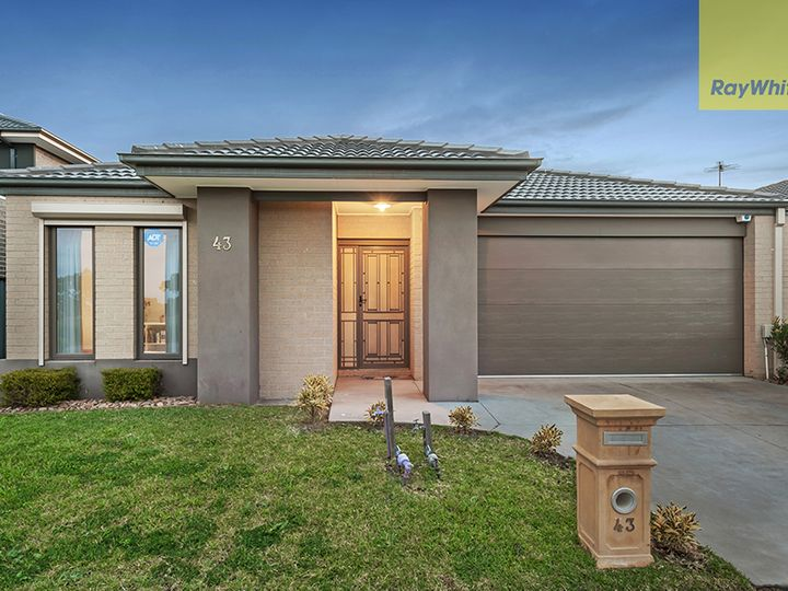 43 Riverway View, Craigieburn, VIC