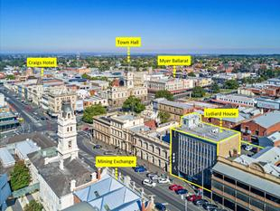 Unique Ballarat CBD Commercial Investment Offering Above 6.5% Net Return - Ballarat Central