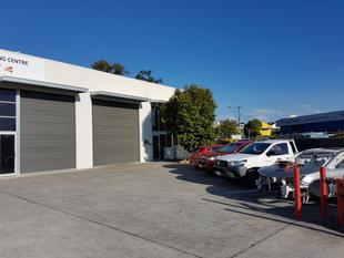 INDUSTRIAL WAREHOUSE IN GREAT COMPLEX - Nerang