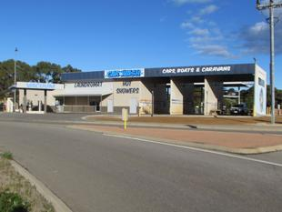 Business For Sale - Freehold Block with Fully Operational Self-Service Fuel Station - Hopetoun