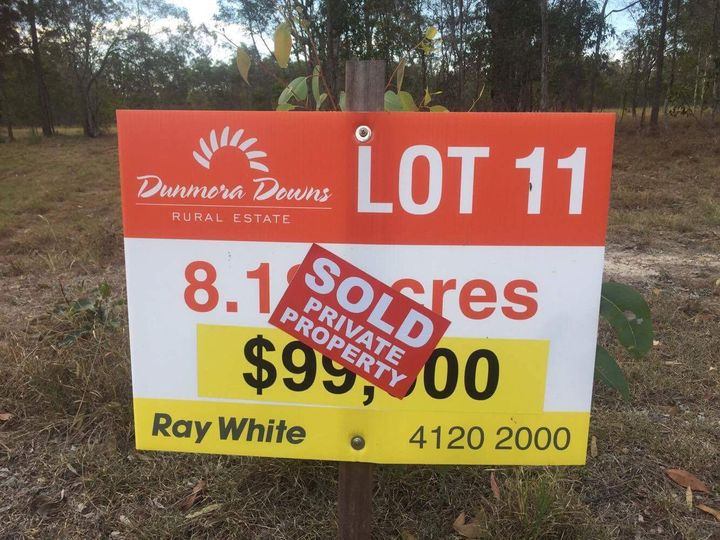 Lot 11 Lomandra Lane, Dunmora, QLD