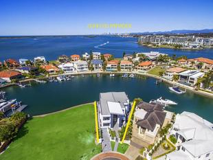 Basement parking, Widest waterfront, concrete & solid brick construction, great outdoor living areas - Sovereign Islands