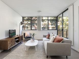 Oversized urban living on 66sqm - Erskineville