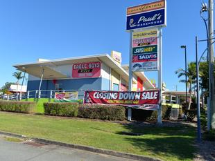 Food Outlet With Drive Thru Window - Logan Central