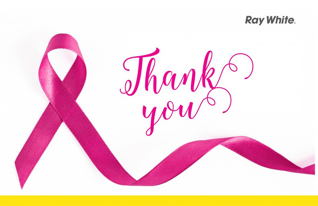 New Zealand Breast Cancer Foundation Pink Ribbon