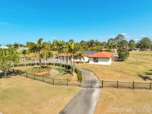 ROSEHILL ESTATE + OVER 2 ACRES + DUAL LIVING + POOL! - Burpengary
