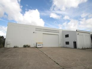 FOR LEASE - 1,069m2 Freestanding Industrial Building - Capalaba