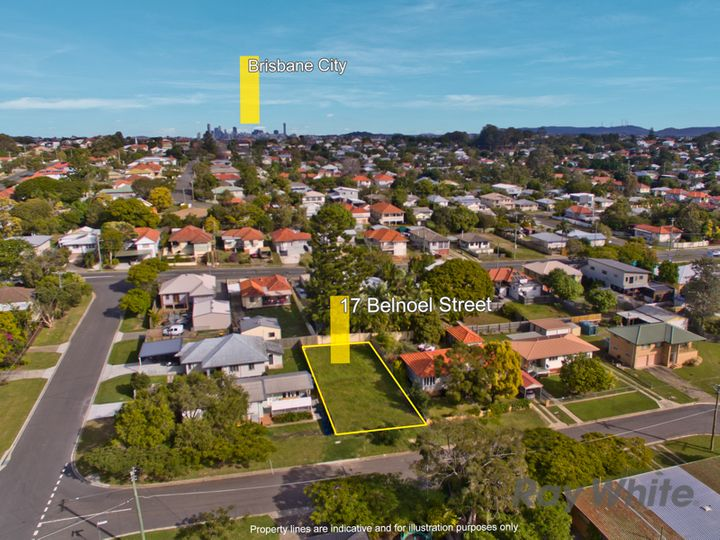 17 Belnoel Street, Wavell Heights, QLD