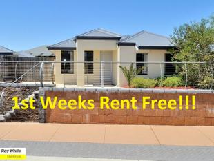 CHECK THIS OUT, PROPERTY HAS TWO LIVING AREAS & 1ST WEEKS RENT FREE  !!!!!!! - Ellenbrook